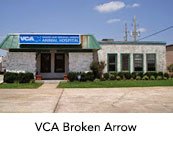 VCA Woodland Broken Arrow