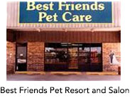 Best Friends Pet Resort & Salon